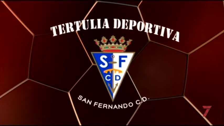 El aficionado azulino José Manuel Sánchez 'Guti', invitado a la Tertulia del San Fernando