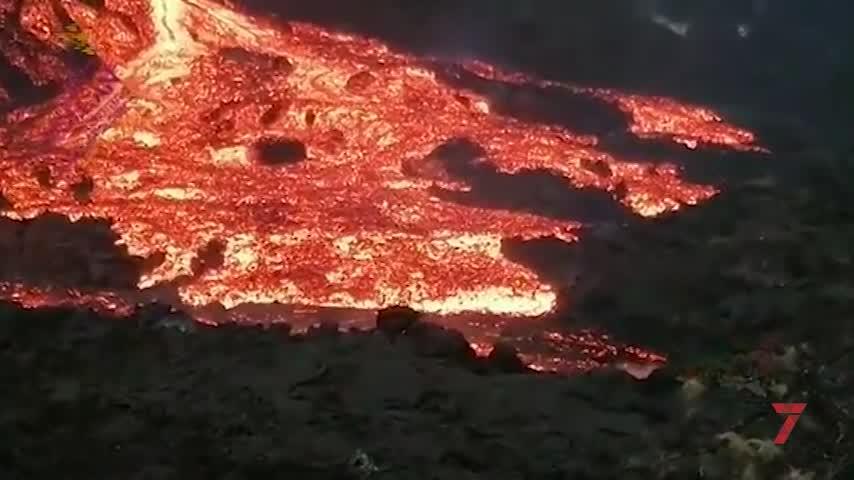 La erupción de La Palma cumple un mes con 763 hectáreas afectadas