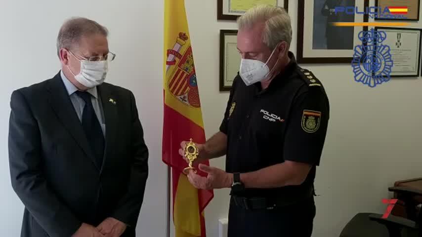Un joven de 20 años robó una reliquia en Cádiz para recrear una capilla en su casa
