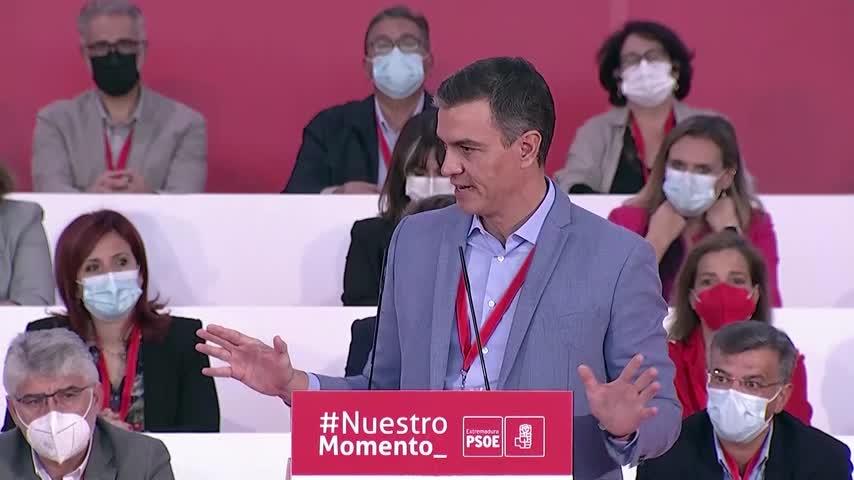 Sánchez anuncia 100 millones adicionales para ayudar a los hogares vulnerables en invierno