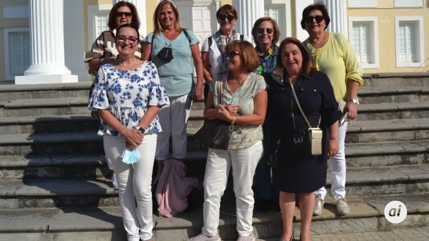 Bodas de oro de un grupo de alumnas de las Carmelitas que rompieron barreras sociales