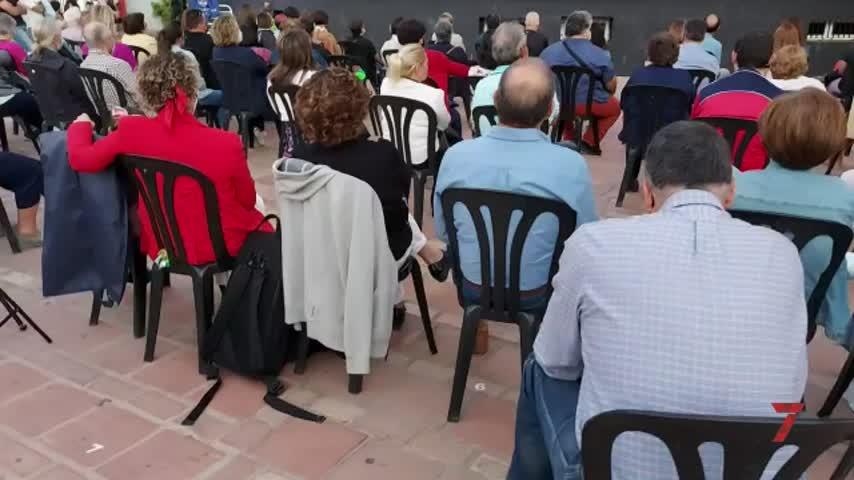 Las bandas sexitanas ofrecieron un concierto a beneficio de Cáritas Parroquial