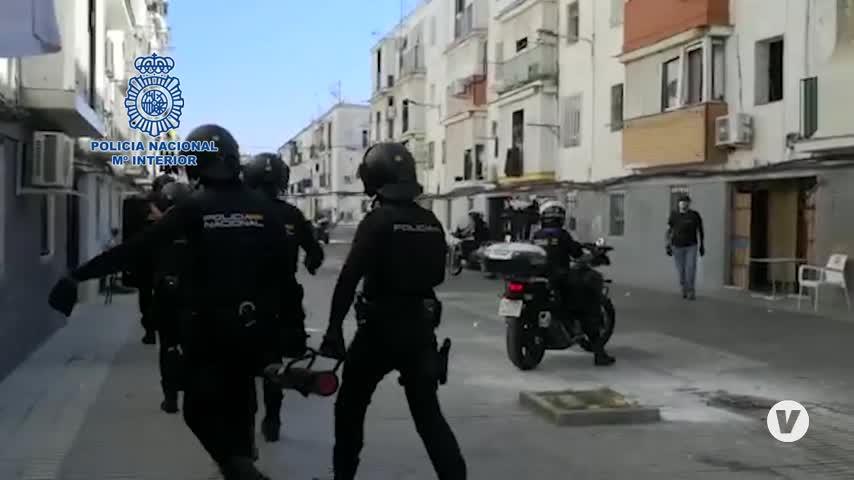 Cae el clan de Los Rilones en San Juan, tras una nueva operación policial con 9 detenidos