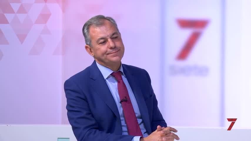 José Luis Sanz rechaza apoyar un presupuesto del PSOE de Sevilla