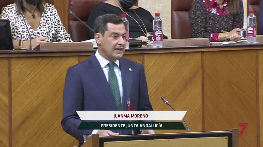 Al Gobierno de Juanma Moreno se le escapan las nuevas cuentas