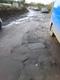 Pothole fault reported - 3 Hinton Road, Brackley, Northamptonshire NN13, UK