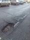 Pothole fault reported - RG26 5NL, UK