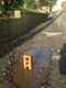 Pothole fault reported - Elm Way, Sidford, Sidmouth, Devon EX10 9SY, UK