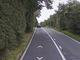 Pothole fault reported - A429, Northleach, Cheltenham, Gloucestershire GL54, UK