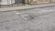 Pothole fault reported - Stirling Rd, Dunblane, Stirling FK15, UK