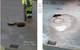 Pothole fault reported - South Ave, Egham, Surrey TW20, UK
