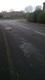 Pothole fault reported - Weylea Ave, Guildford, Surrey GU4 7YN, UK