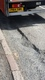 Pothole fault reported - 12 The Green, Birmingham, West Midlands B38 8SD, UK