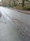 Pothole fault reported - 71 Riverdale Road, Sheffield, South Yorkshire S10 3FE, UK