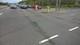 Pothole fault reported - 215 Sutton Road, Kirkby in Ashfield, Nottingham, Nottinghamshire NG17 8HX, UK