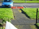 Pavement/Footpath fault reported - Hill Ct, Wrexham, Wrexham LL13 8QS, UK