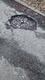 Pothole fault reported - Hillside Rd, Ramsbottom, Bury BL0 9NJ, UK