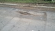 Pothole fault reported - Halse Rd, Brackley, Northamptonshire NN13 6EQ, UK