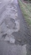 Pothole fault reported - 3 Gillshaw View, Chapelknowe, Canonbie, Dumfries and Galloway DG14 0YD, UK