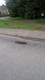 Pothole fault reported - Broad Ln, Evenley, Brackley, Northamptonshire NN13 5SF, UK