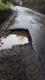 Pothole fault reported - Rosemary Ln, Wadhurst TN5, UK