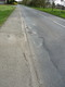 Pothole fault reported - A1122 Wisbech Road