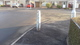 Removal of damaged streetlight column  required - Carron Cres, Bishopbriggs, Glasgow G64 1HE, UK