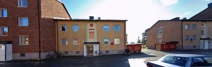 Johan Roger Magnusson Nilsson, Orrskrsgatan 11A, Lule