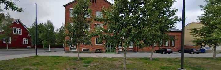 Finsksprkiga Frsamlingskrets - Studentvgen 2, Ume - Hitta