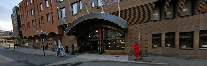 frisör östersund prästgatan