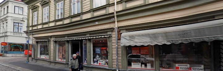 frisör storgatan östersund
