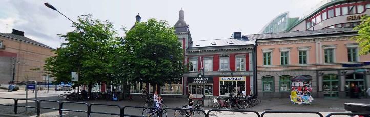 Bergqvist Skor Tingvallagatan 9, Karlstad | hitta.se
