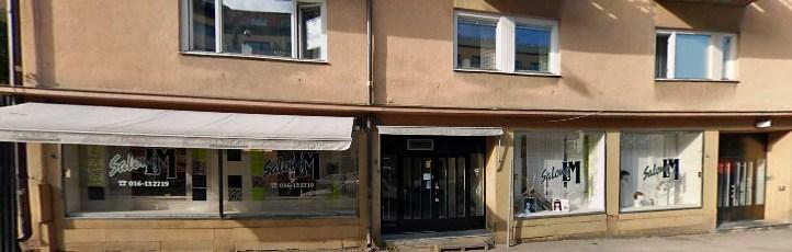 frisör eskilstuna centrum