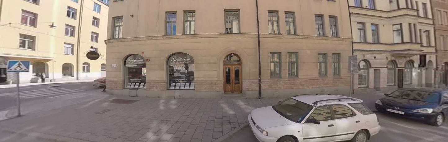 frisör sibyllegatan stockholm