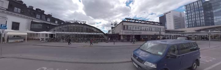 frisör centralen stockholm
