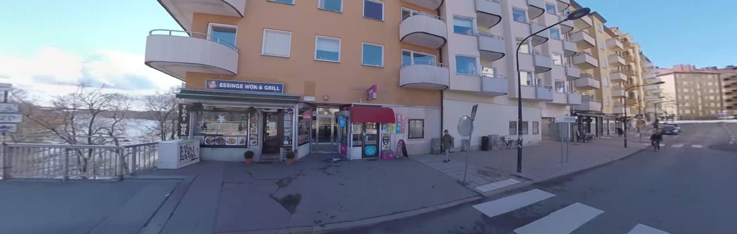 Luks Mohorko, Essinge Brogata 8, Stockholm | unam.net