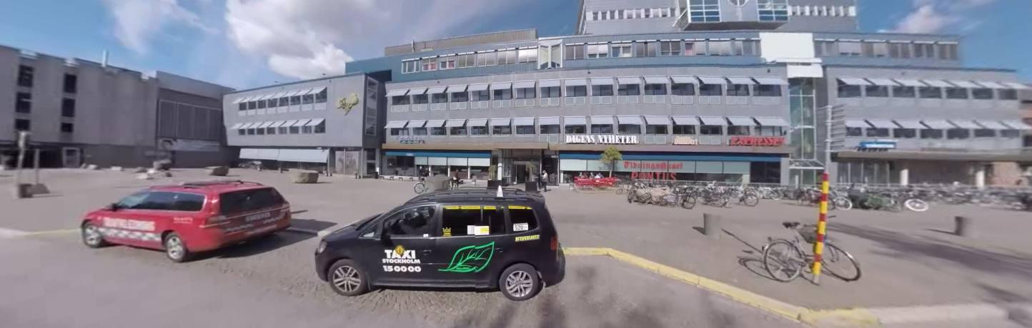 teknik i media datacenter stockholm ab