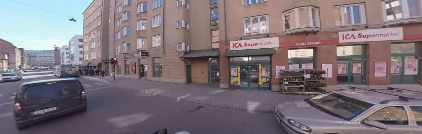 ica supermarket söder posten