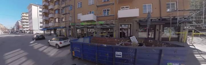 Karta Parkeringstaxa Stockholm.Hallandsgatan Stockholm Stockholms Lan Stockholm Hitta Se