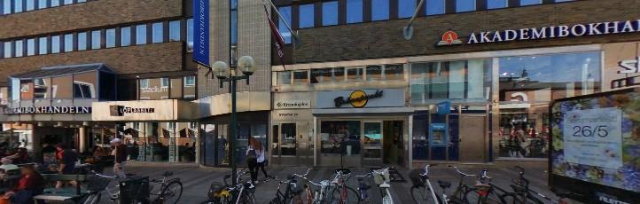 salong brännpunkt linköping