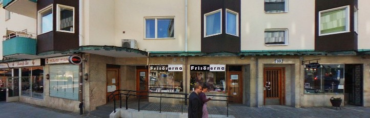 frisör ågatan linköping