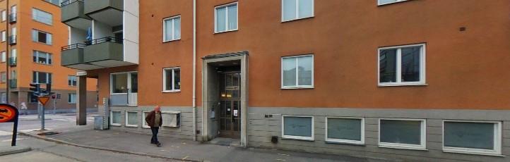 frisör järnvägsgatan linköping