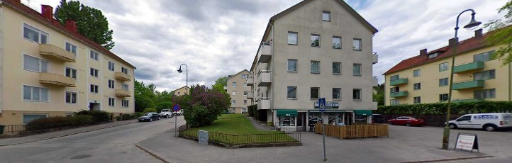 Jaana Palviainen, Moldegatan 1A, Bors | unam.net