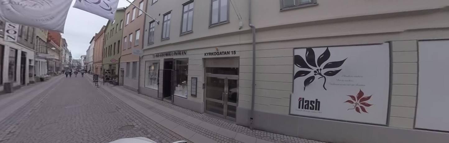 akademikliniken walk in göteborg