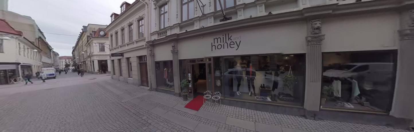 specialiserad butikshandel med skodon