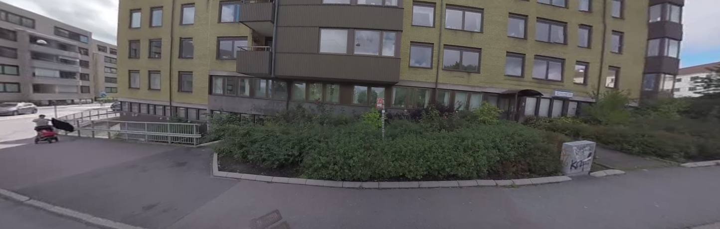Göteborgs Masthugg Singel Kvinna