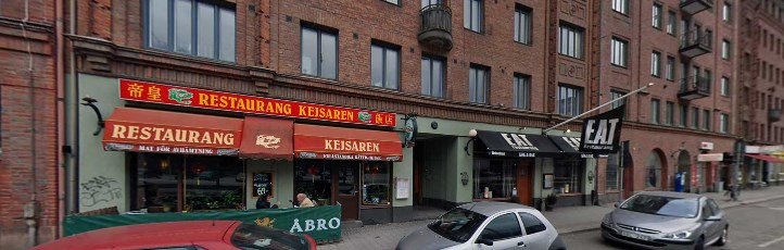 restaurang göteborg södra vägen
