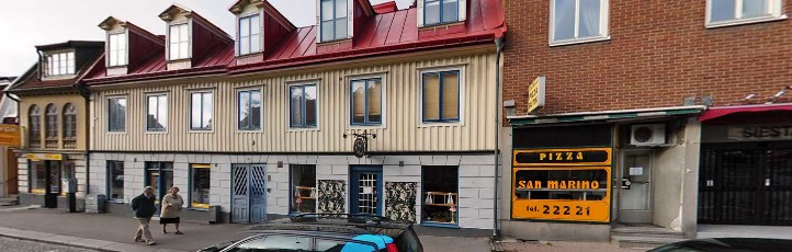 Kyrkogatan 6B Blekinge ln, Karlskrona - omr-scanner.net