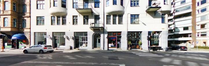 frisör drottninggatan helsingborg