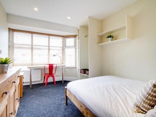 63 Derby Road 8 Bedroom Manchester Student House Kitchen bedroom 8